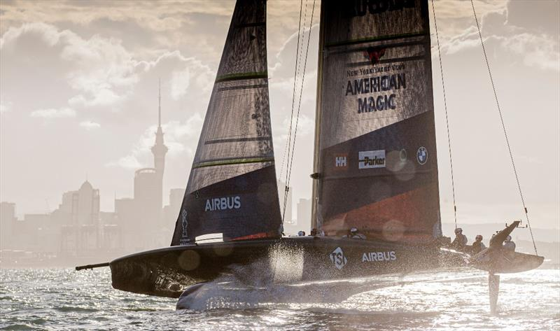 America's Cup: Luna Rossa challenge legality of new British sail system