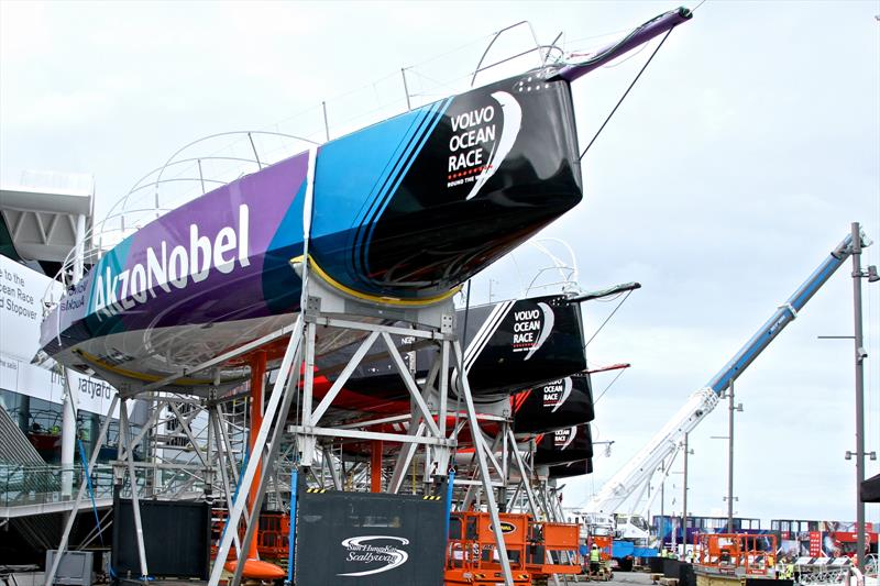 AkzoNobel wins sixth leg of Volvo Ocean Race